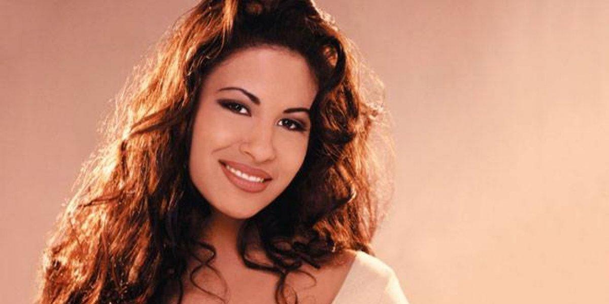 Publican última foto de Selena antes de morir