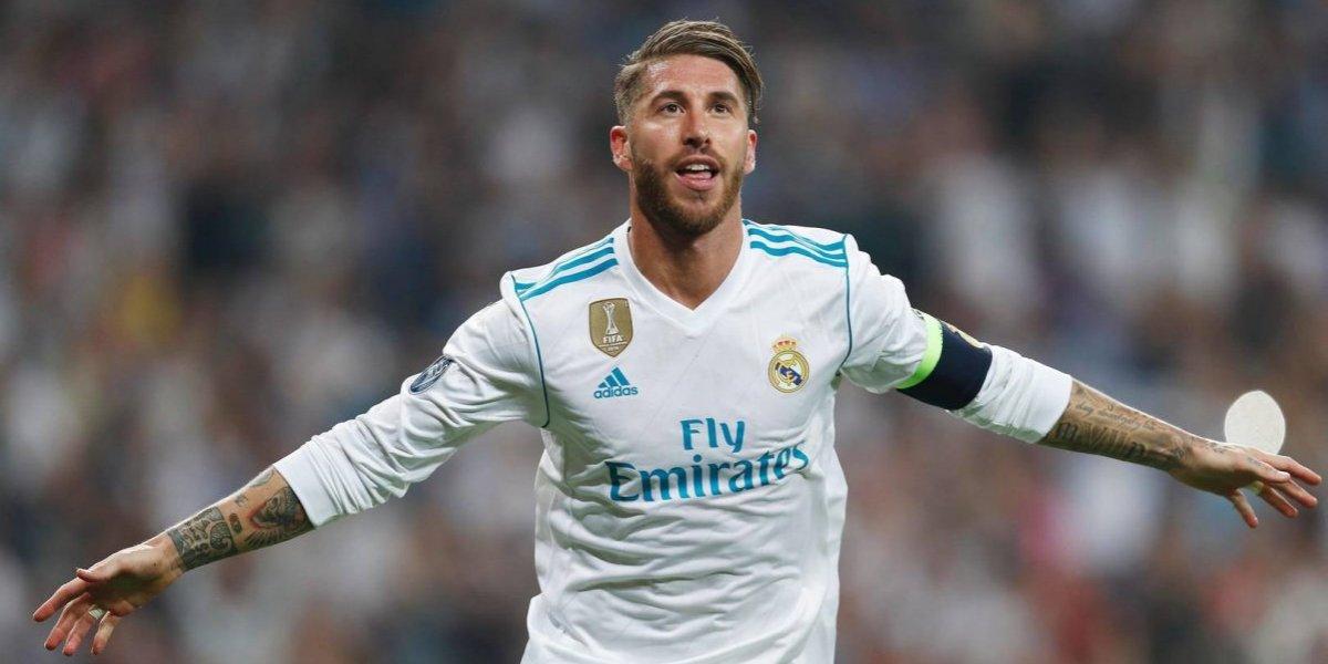 Sergio Ramos jugará bajo peligro