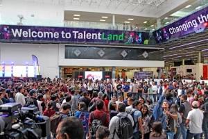 Abre sus puertas el Jalisco Talent Land a más de 30 mil jóvenes