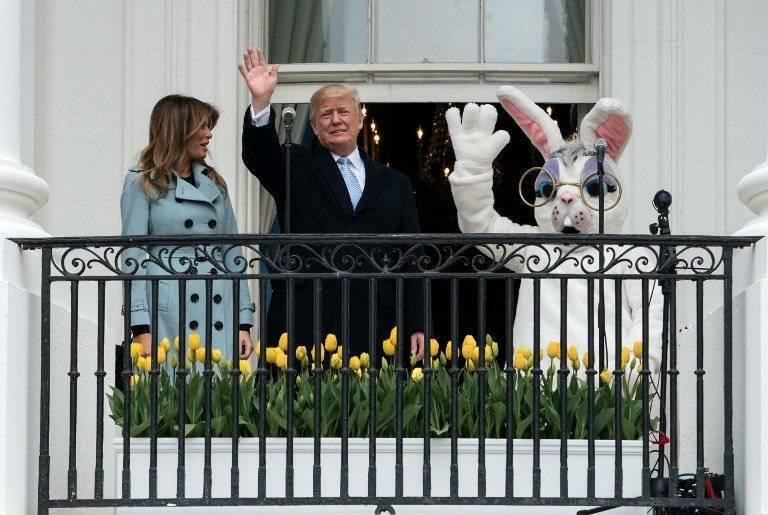 Pascua en la Casa Blanca
