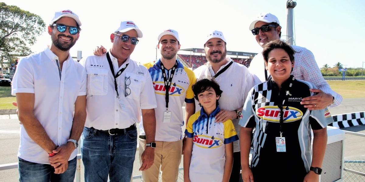 #TeVimosEn: VIP Sunix da apertura al campeonato automovilismo 2018