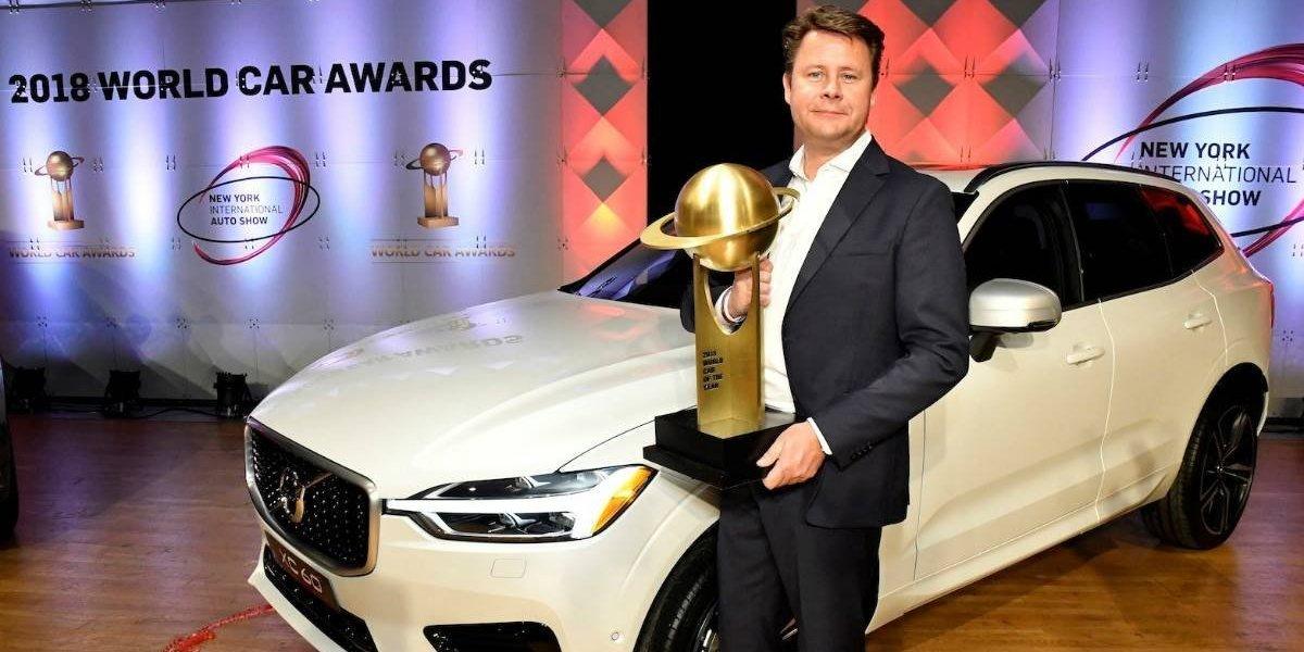 Los SUV de Volvo suman otro premio en Nueva York