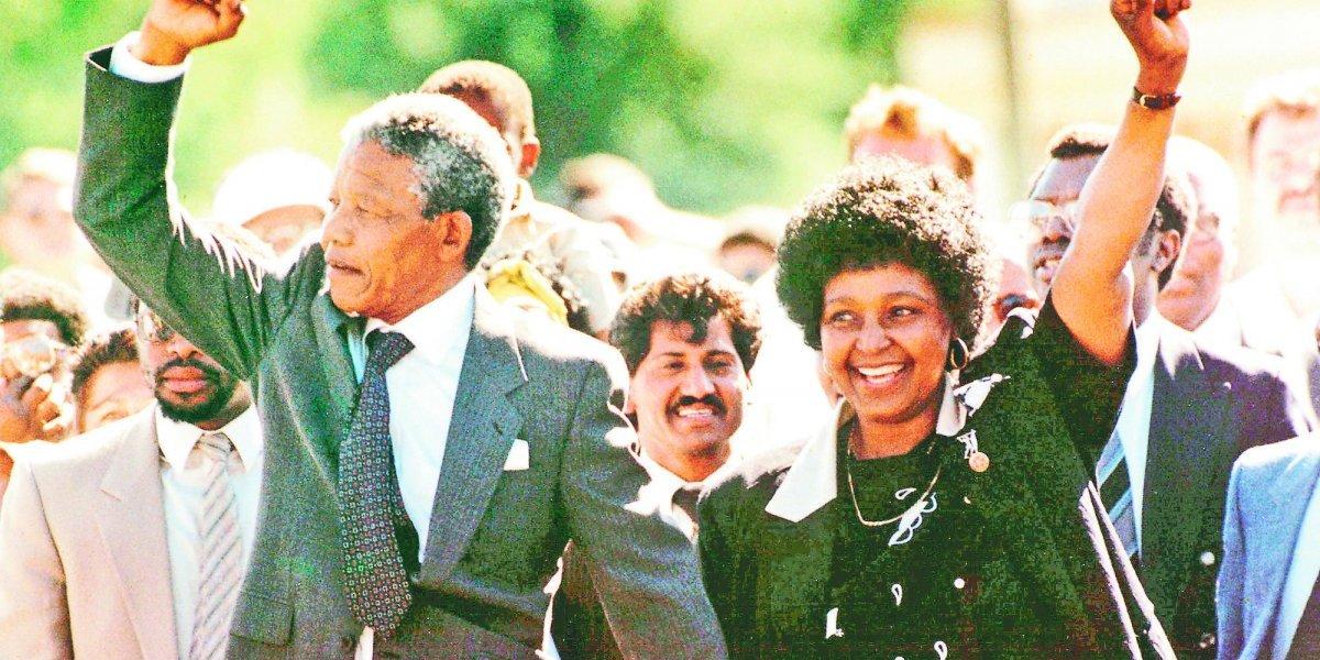 Lágrimas negras por Winnie Mandela