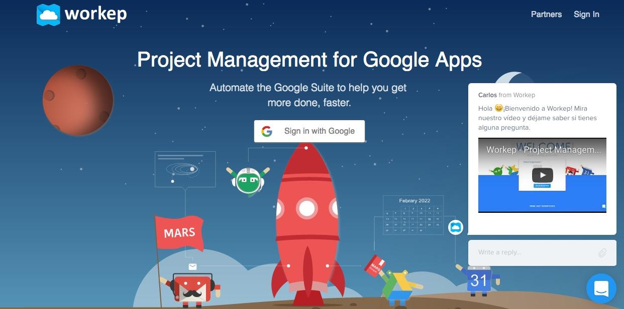 Workep, la plataforma colombiana de gestión de proyectos en línea