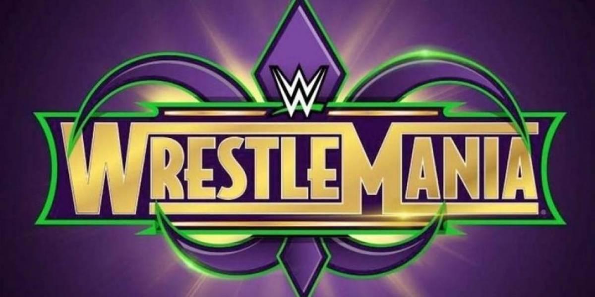 Wrestlemania 34: cartelera, combates y quién transmite el mega evento de la WWE