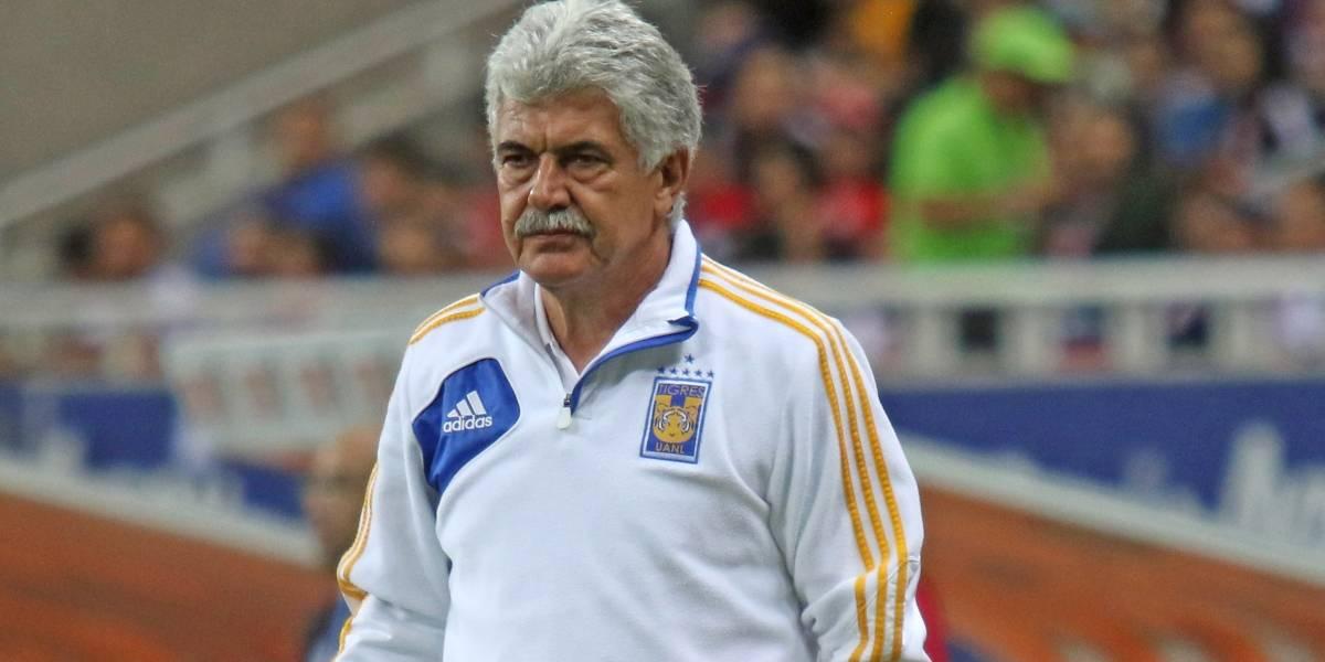 Considera Tuca Ferreti que Tigres aún no alcanza su nivel