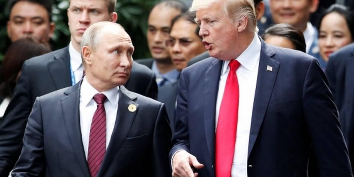 Posible una reunión entre Donald Trump y Putin