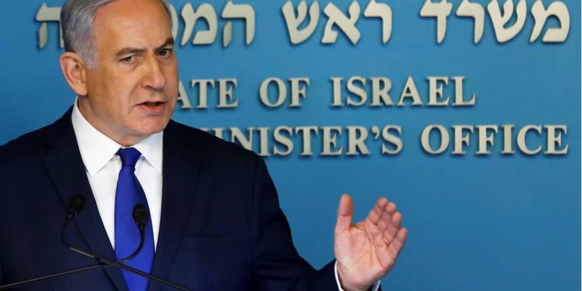 Netanyahu desembarca em Brasília para posse de Bolsonaro