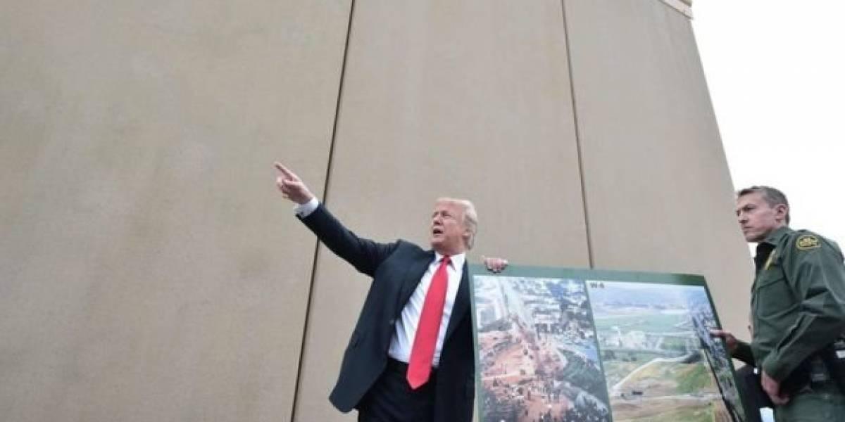 Resultado de imagen para trump envia tropas frontera