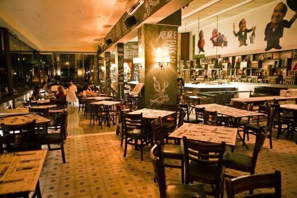 Veríssimo Bar: Rua Flórida, 1488 - Brooklin Paulista. Tel.: (11) 5506-6748 Divulgação