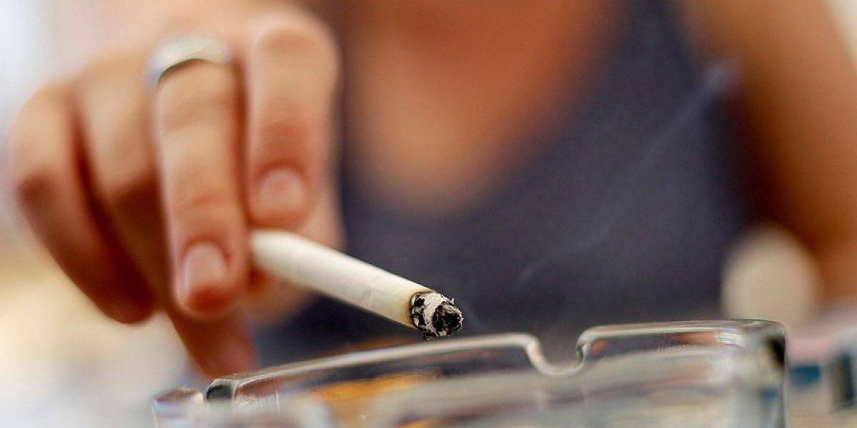 Enfermedad pulmonar ligada al tabaquismo genera 2000 muertes anuales en Chile
