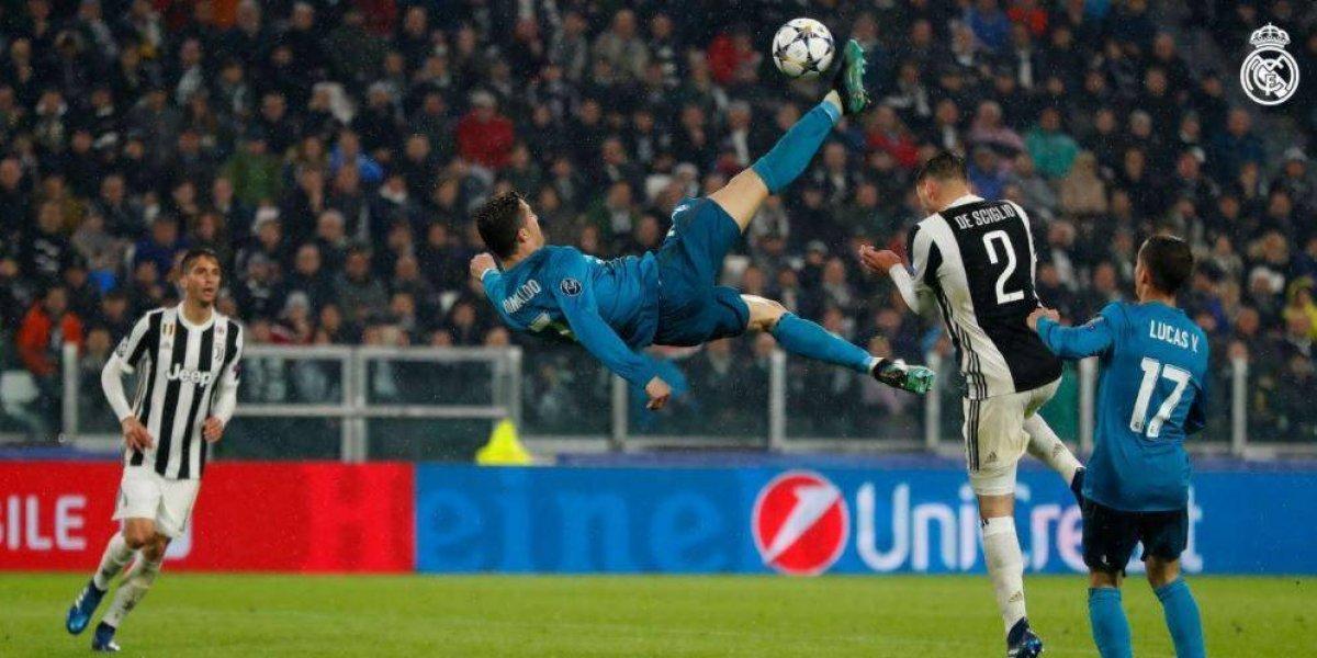 Cristiano dejó al Real Madrid casi en semis de Champions League