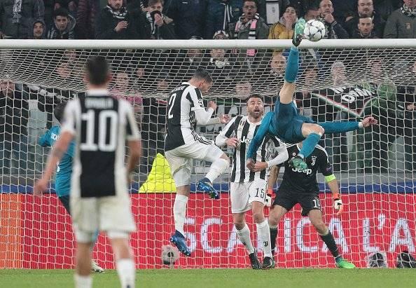 Cristiano Ronaldo Getty Images