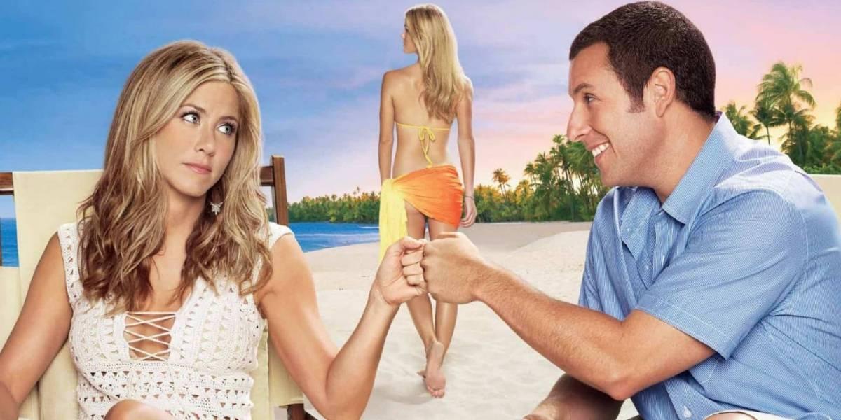Jennifer Aniston vai repetir parceria com Adam Sandler em comédia da Netflix