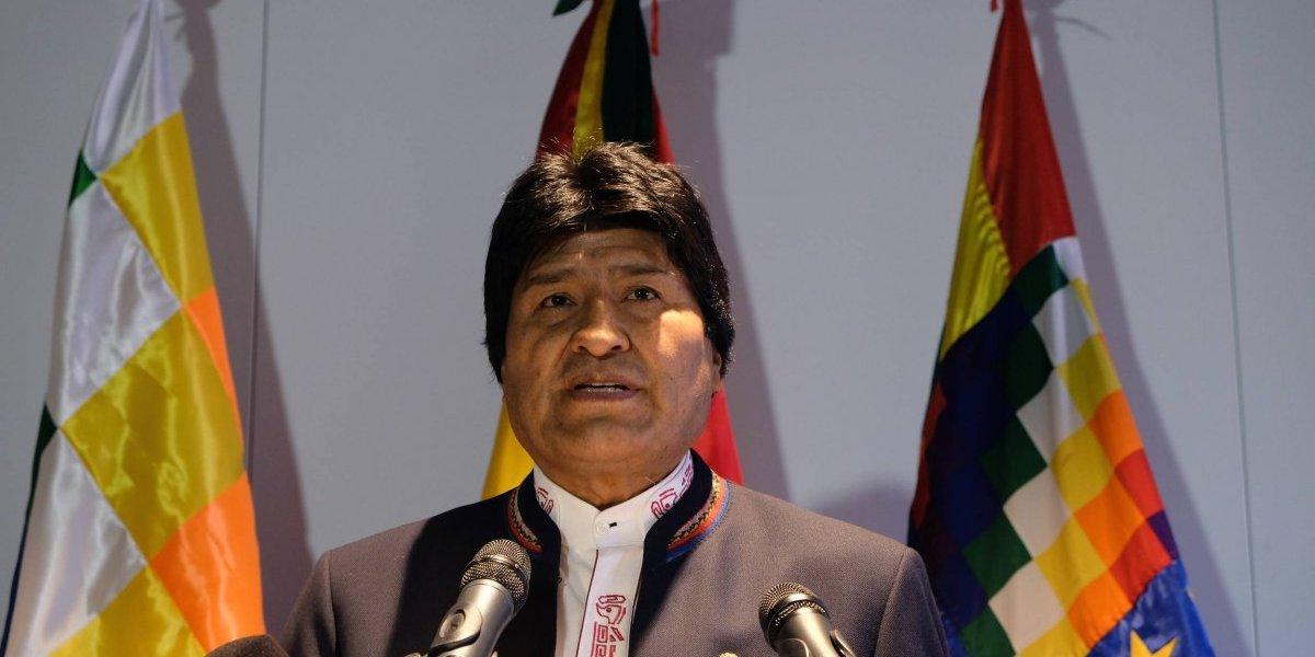 """""""Política aislacionista es política imperialista"""": Evo Morales en picada contra nuevas políticas de migración chilenas"""