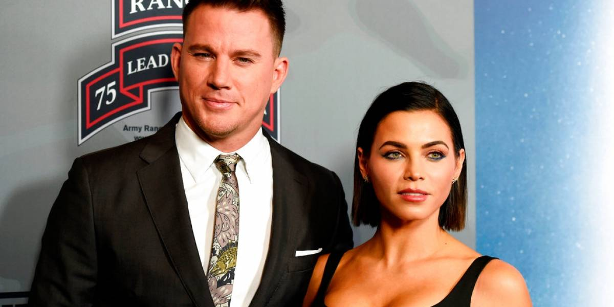 Channing Tatum y su esposa anuncian su separación