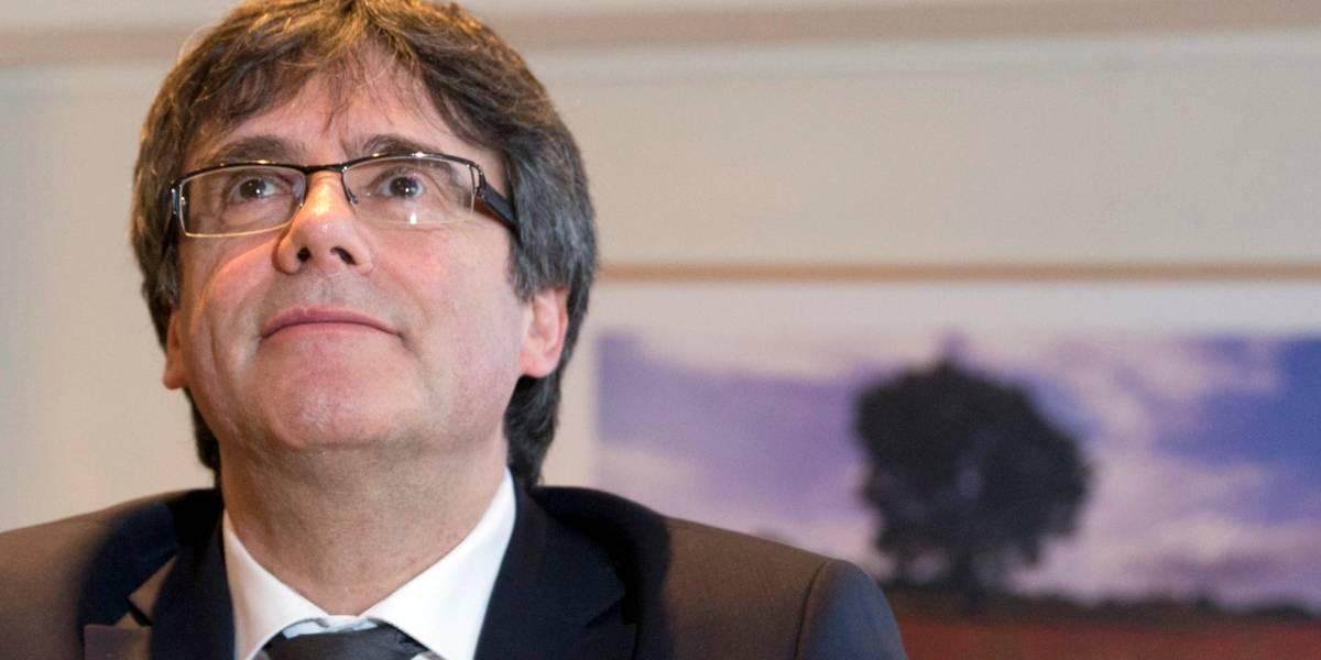 Fiscalía alemana pide la extradición de exlíder catalán
