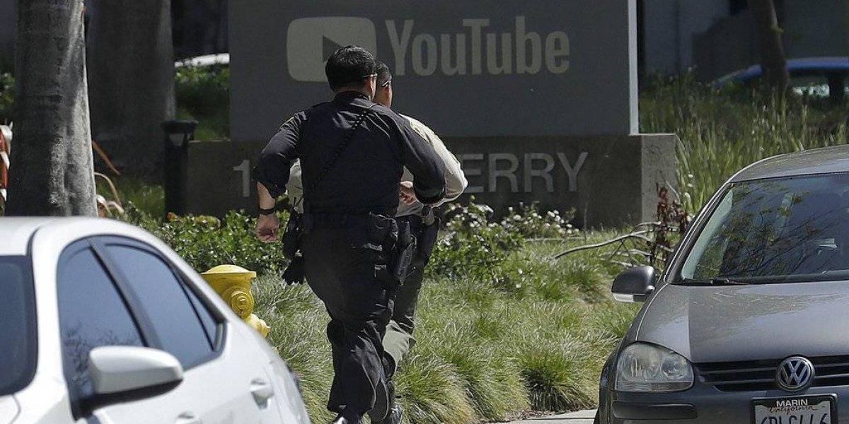 """Tiroteo en YouTube: Google calificó el acontecimiento como un """"acto de violencia horrendo"""""""