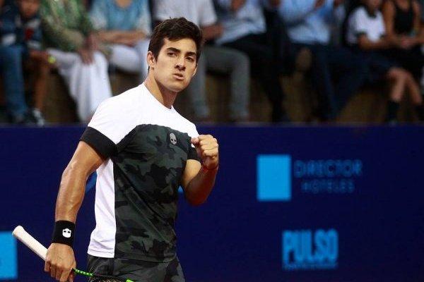 Christian Garín tuvo un positivo marzo en el Challenger Tour / Foto: Agencia UNO