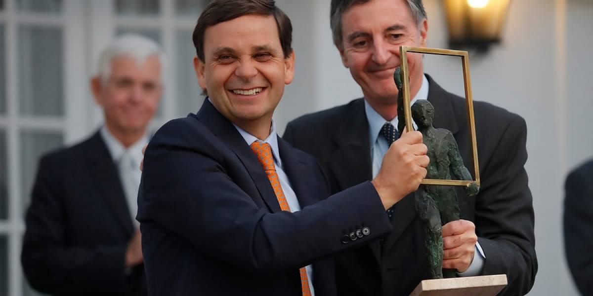 Fue elegido por unanimidad: Alfonso Swett Opazo ratificado como presidente de la CPC