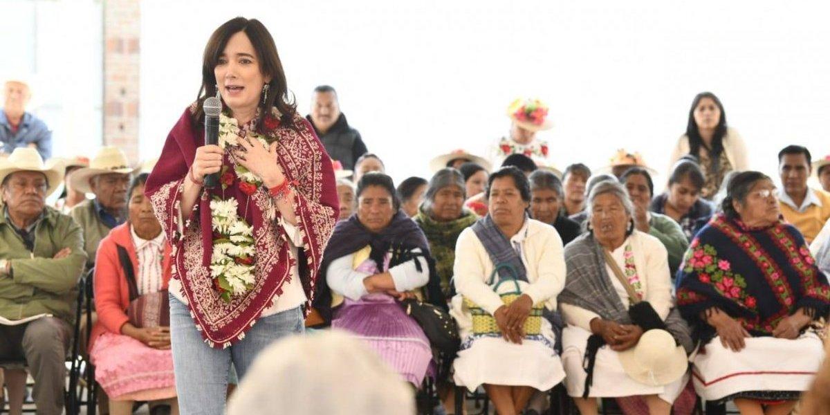 Indispensable fortalecer apoyos a comunidades indígenas del país: Juana Cuevas