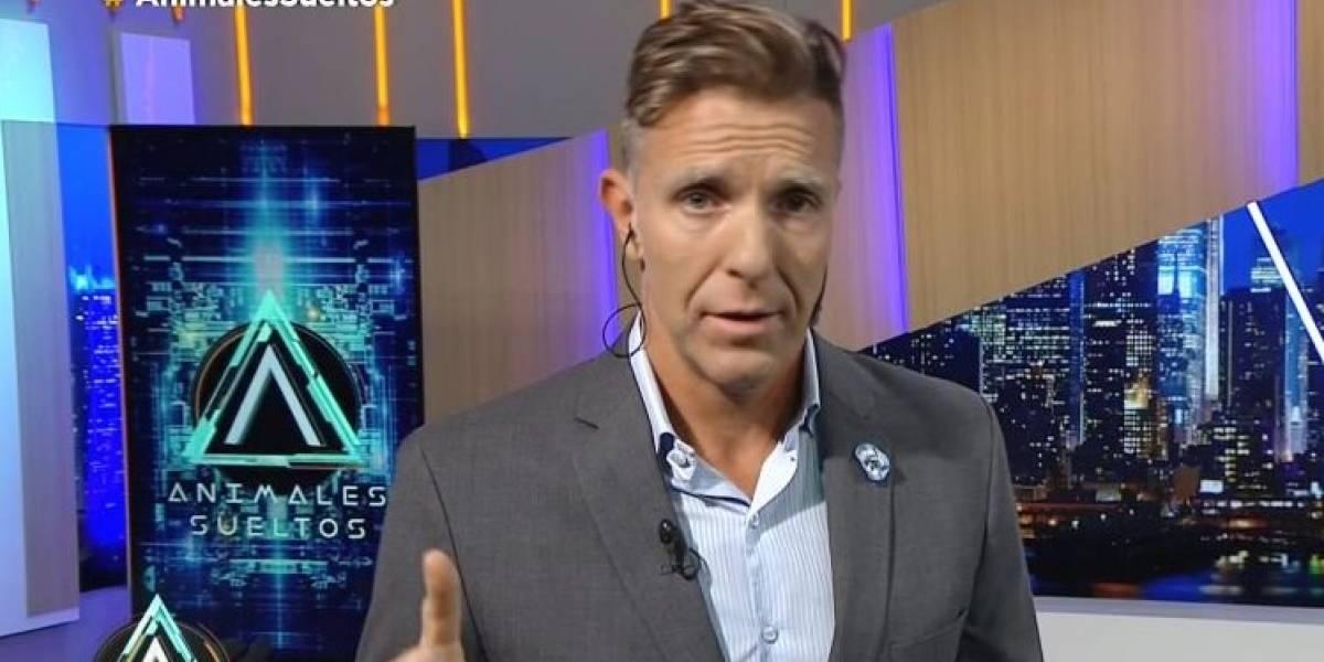Periodista que destrozó a Edwin Cardona es acusado de pedofilia
