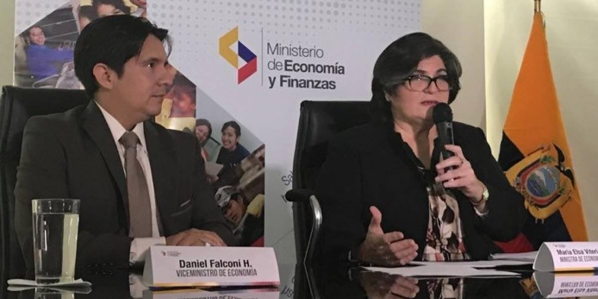 María Elsa Viteri aseguró que en una semana se conocerá sobre recorte en el presupuesto del Estado