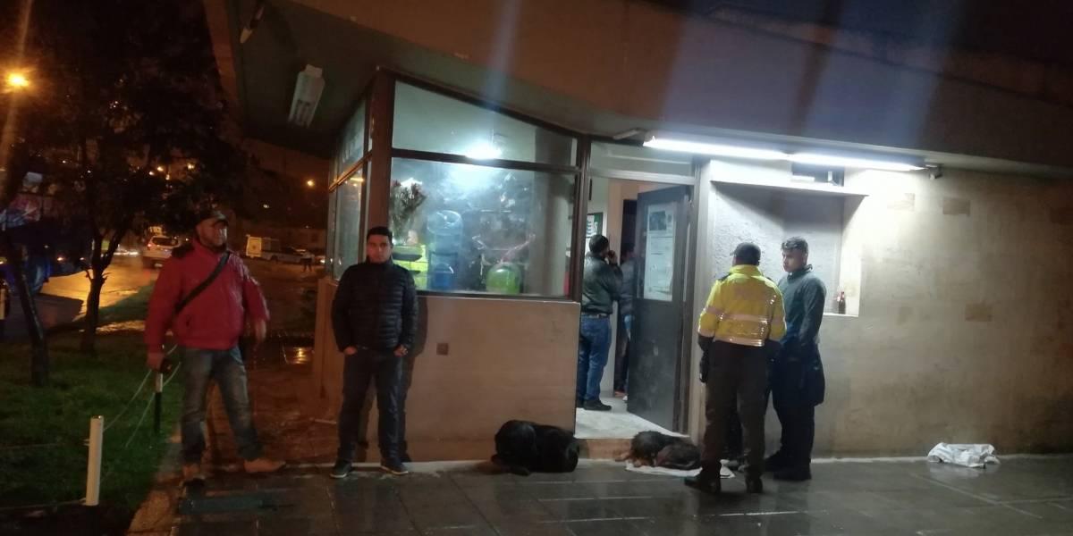 Atentan contra CAI de Ciudad Bolívar