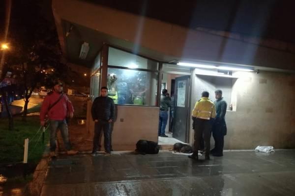 Detalles del atentado al CAI de Ciudad Bolívar