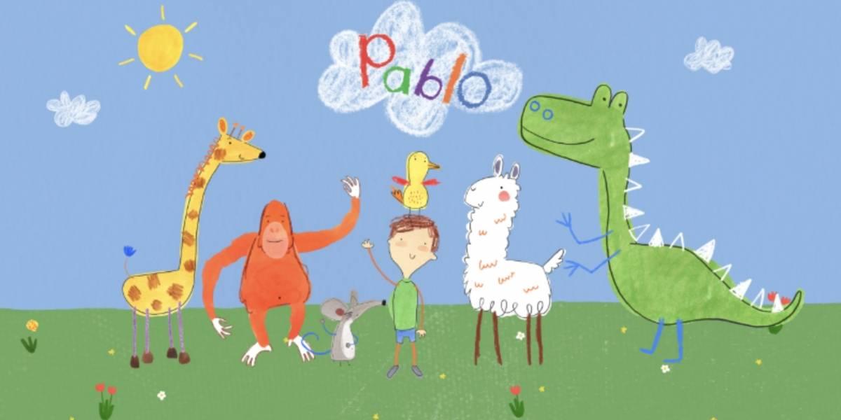 """Llega a Colombia """"Pablo"""", la primera serie infantil interpretada por un niño caleño con autismo"""