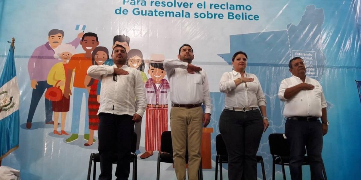 Presidente Morales realiza gira departamental por consulta popular