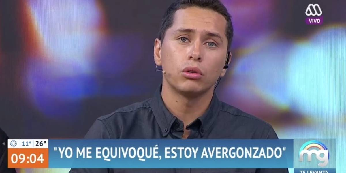 """Karol Lucero reapareció en """"Mucho Gusto"""", reiteró sus disculpas y habló de quienes comparan su caso al de Karen Paola"""