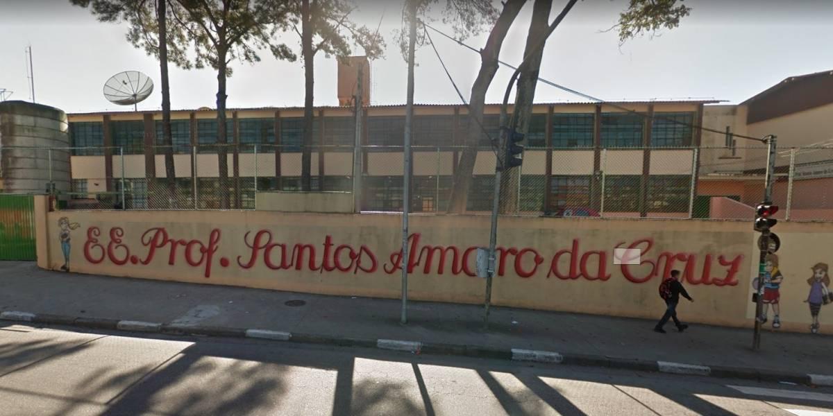 Estudante é baleada dentro de escola na zona leste de São Paulo