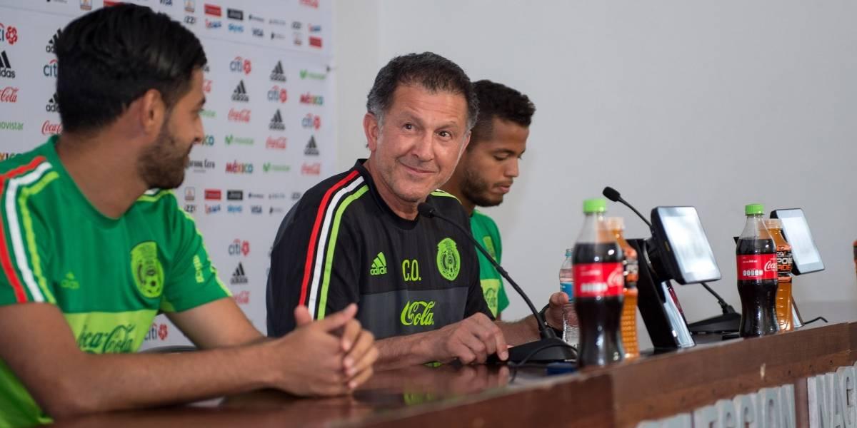 ¡Será Carlos Vela y 22 más! Osorio tiene seguro al 'bombardero' para Rusia