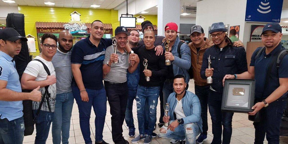 Chiquito Team Band concluyó gira por EE.UU.