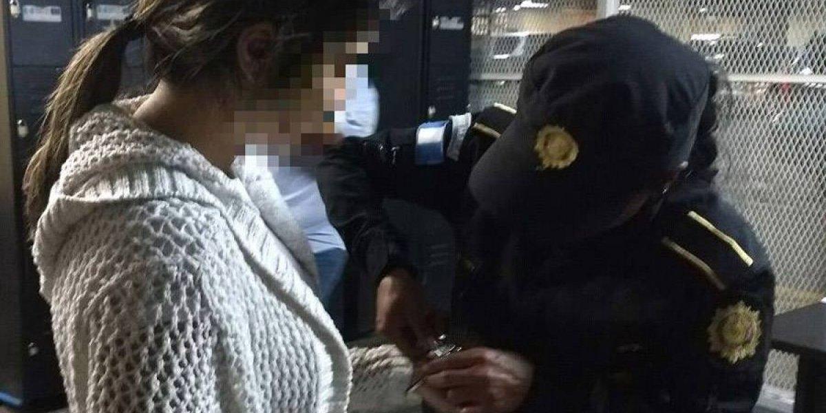 Hija de diputado oficialista Hernán Morán es capturada por estafa