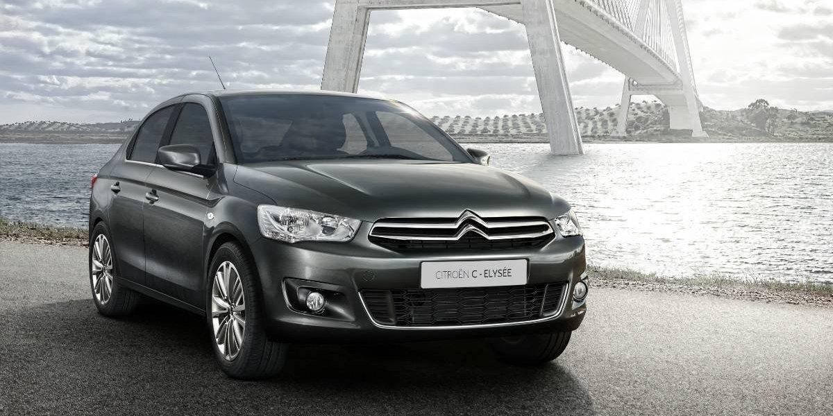 Citroën C-Elysée y cinco buenas razones para elegirlo