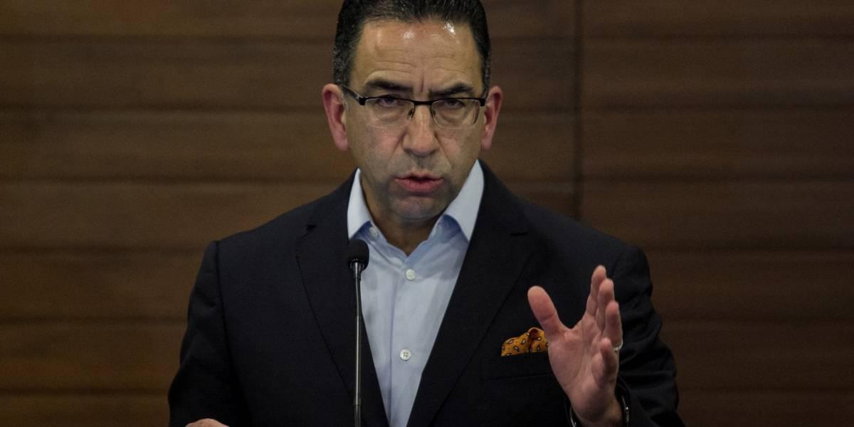 """Candidatos no quieren debatir porque """"su situación es oscura y opaca"""": Lozano"""