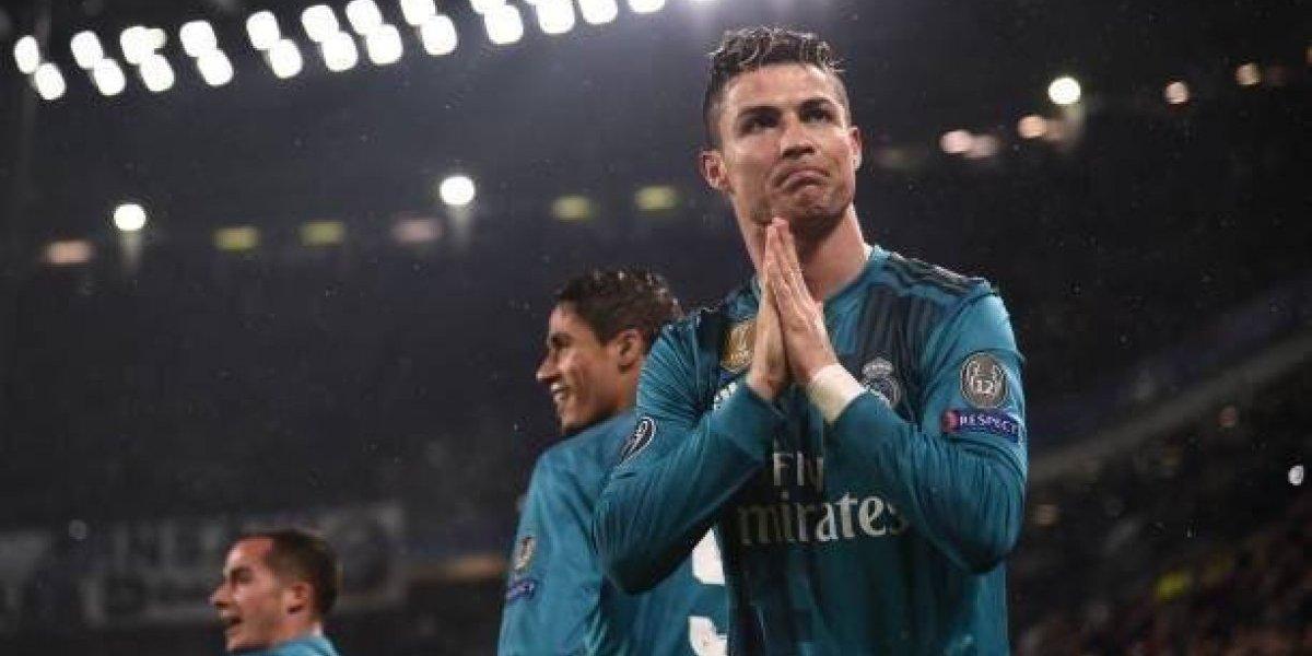 Increíble: los hinchas de Juventus aplaudieron de pie a Cristiano tras el golazo de chilena