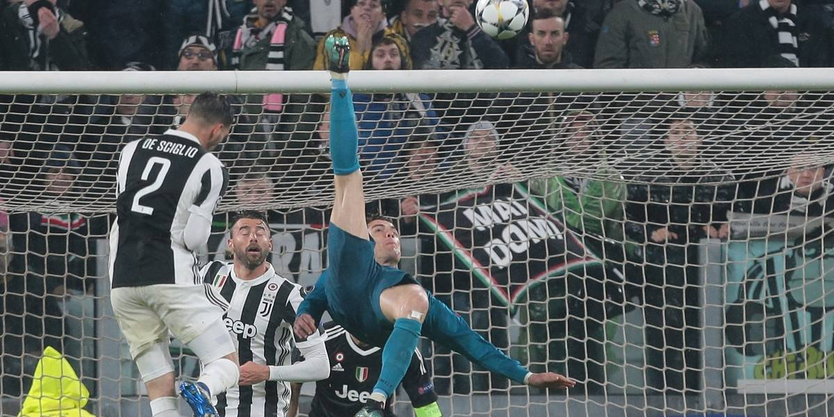 Como Cristiano Ronaldo marcou seu gol antológico