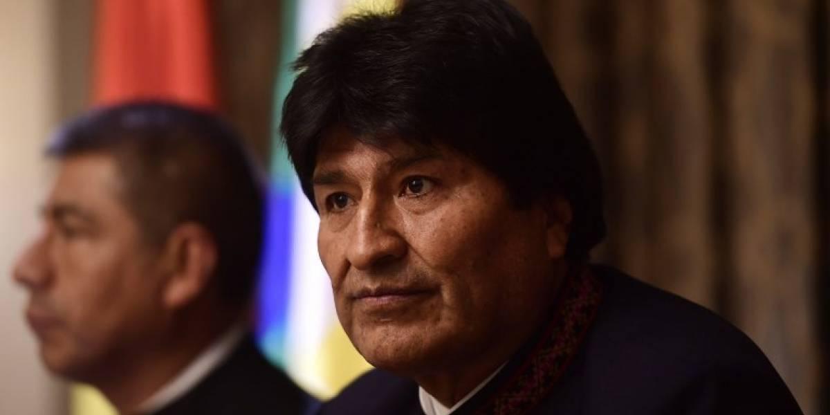 Evo Morales aprueba indulto para 2 mil 700 presos en Bolivia