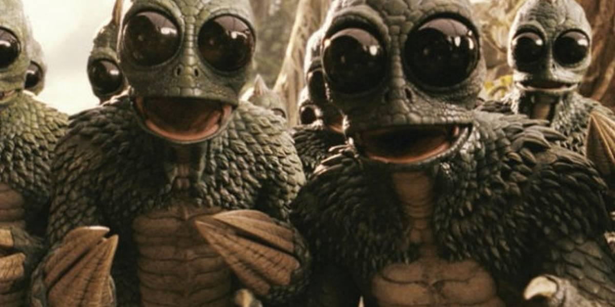 Una especie de lagartija con 4 ojos vivió en la tierra hace 49 millones de años