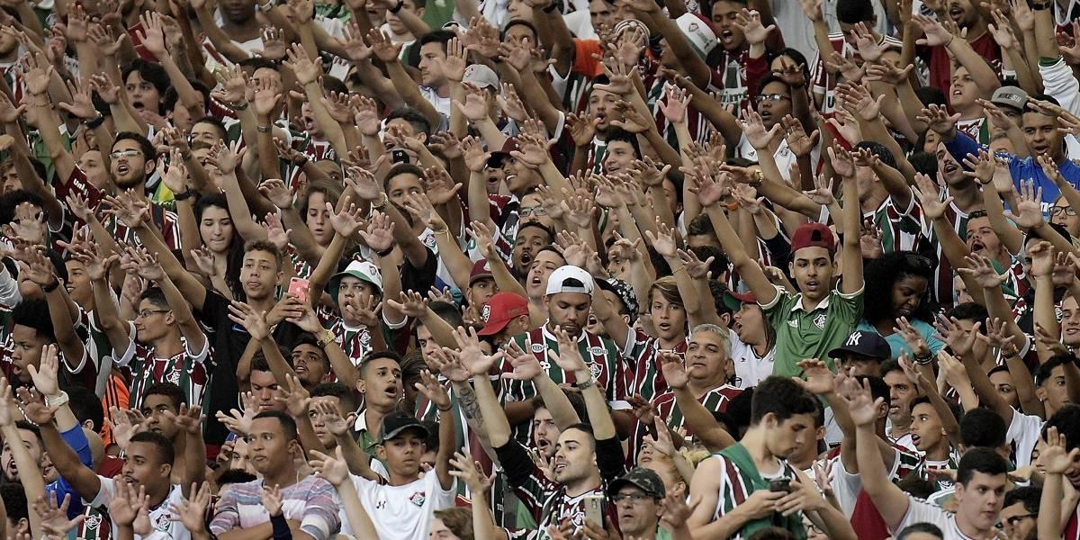 Fluminense desaprova uso de imagem de sua torcida pelo MBL