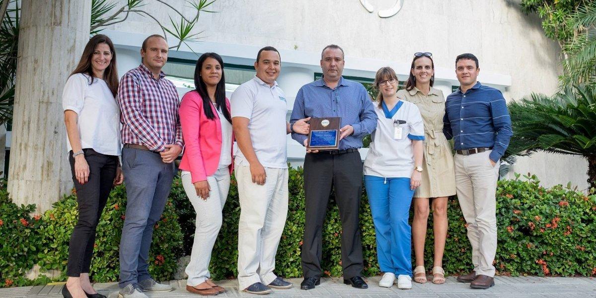 Hospiten Servicio Médico Oficial de la 5ta edición de la Liga de Fútbol 7 del Este