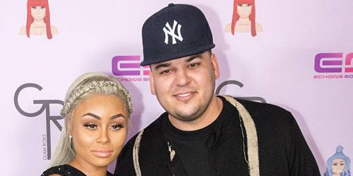 Rob Kardashian podría demandar a Blac Chyna tras pelea en Six Flags