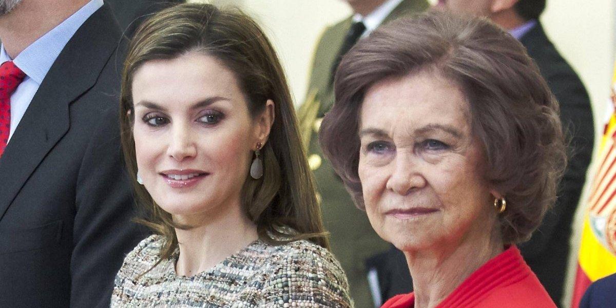Briga na Casa Real? Vídeo flagra rainhas Sofía e Letizia se enfrentando