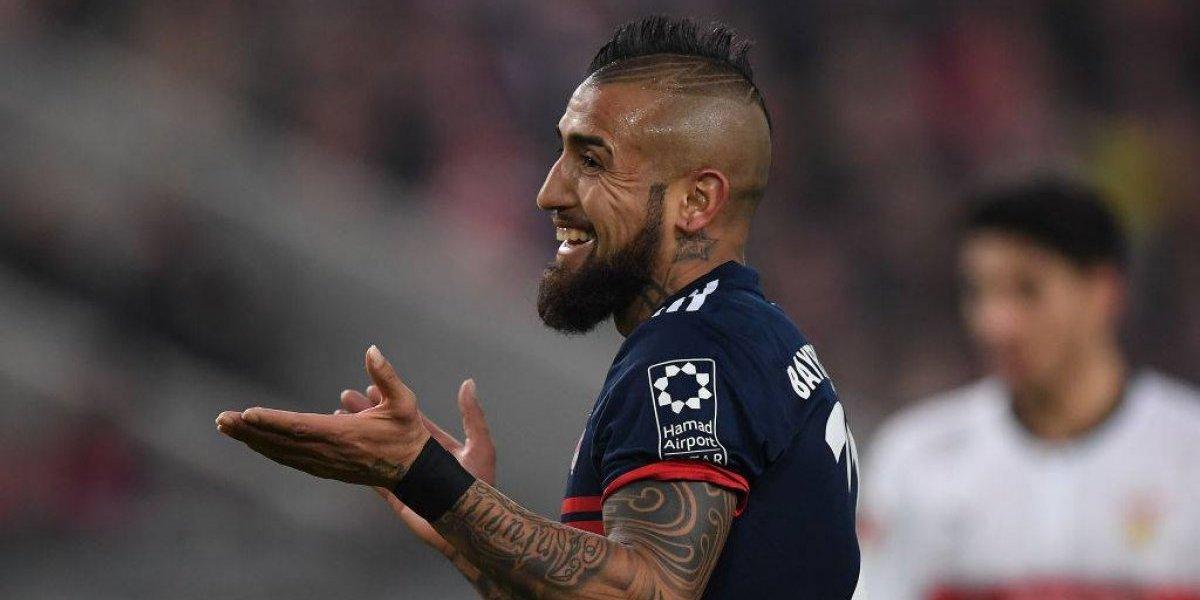 Arturo Vidal es la gran prioridad del Milan para volver a la gloria en Europa
