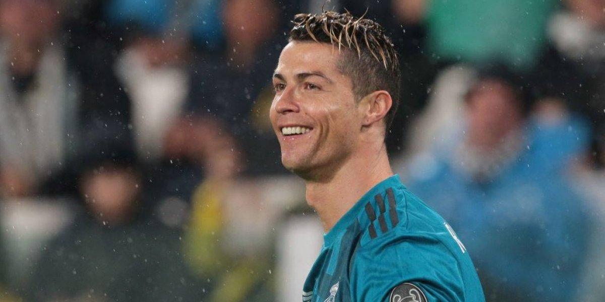 """""""Cristiano se ganó el cielo"""": el mundo se rindió ante la obra de arte de CR7 en la Champions"""