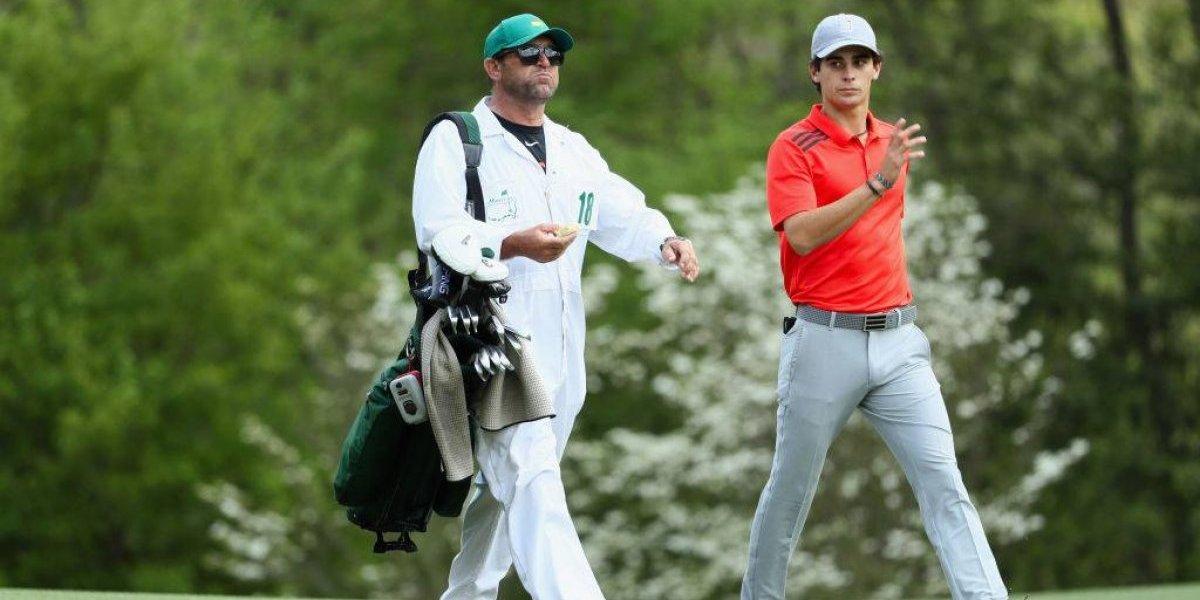 Joaquín Niemann jugará el Masters de Augusta junto a una leyenda del golf