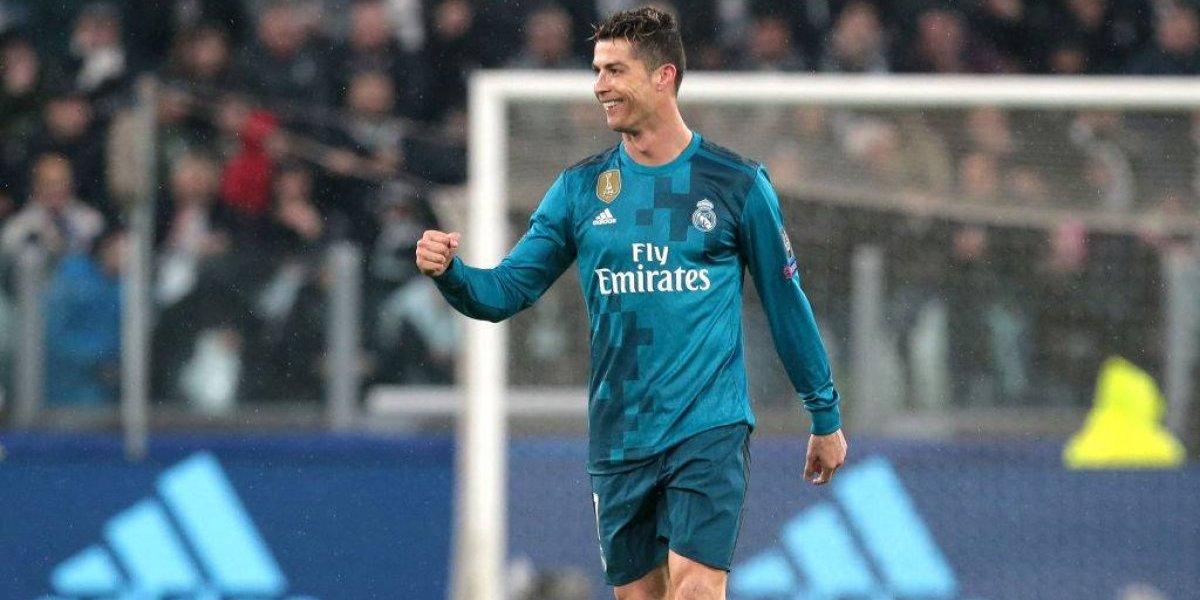 Doblete, chilena y goleada: Cristiano se lució en Champions y demostró por qué es el mejor del mundo ante Juventus